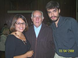 Silvia, Alfredo Omar Busch y Pablo Balbis