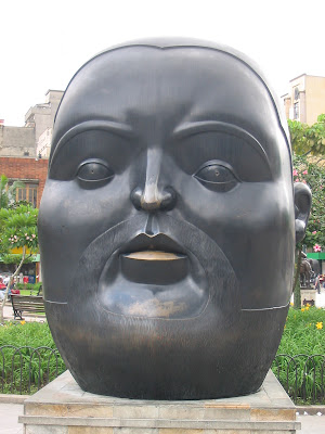 Botero Plaza Medellin Colombia