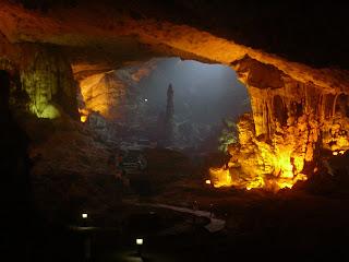 cave Halong Bay