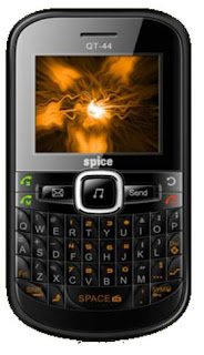 Spice QT-44 mobile review-- i have purchased it...its very nice i like it...!