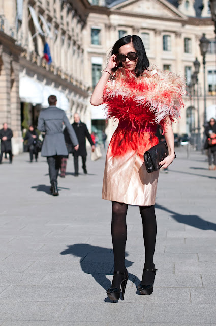 SWAGGER 360: Paris Swag :  paris street fashion