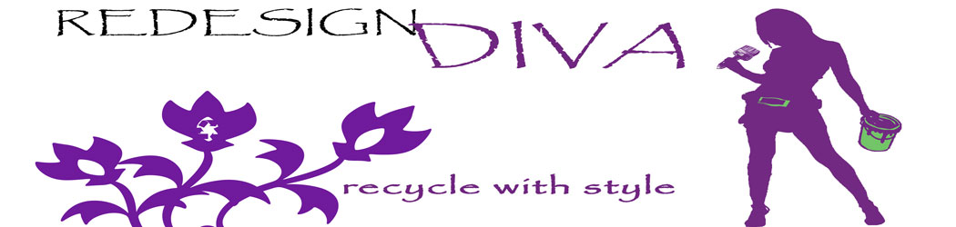 """Redesign Diva""(Recycle, Reduce, Reuse)"