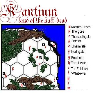 Kantium: Land of the half-dead