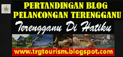 Terengganu State Tourism Blog Competition