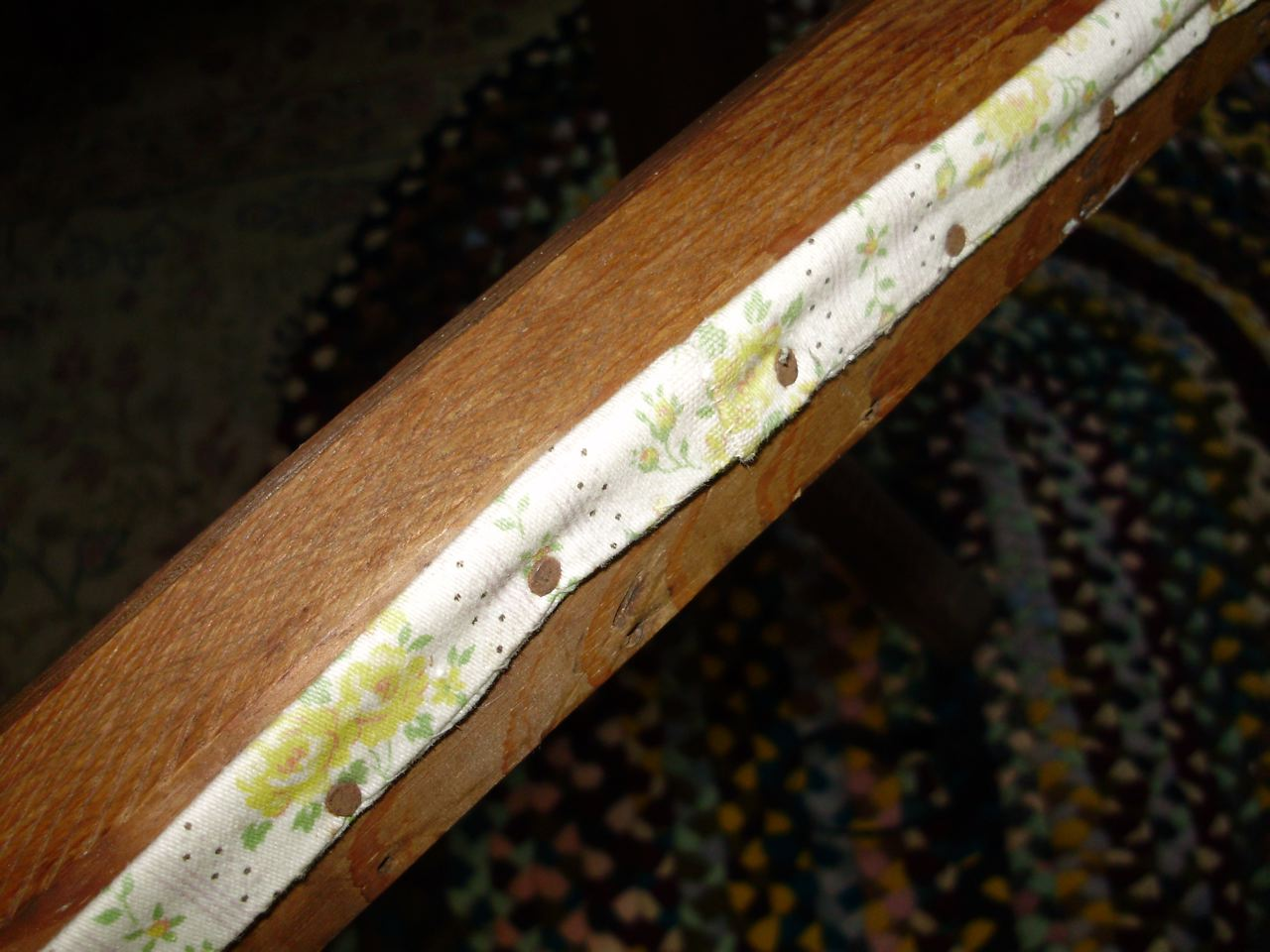 Life of a Domestic Disaster: Antique Quilt Frame : antique quilt frame - Adamdwight.com