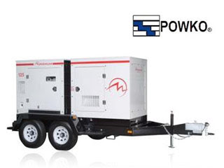 Portable Diesel Generators and Gensets from Powko Industries