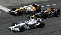 Adelantamiento Fórmula 1