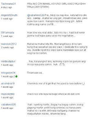 commentts nila