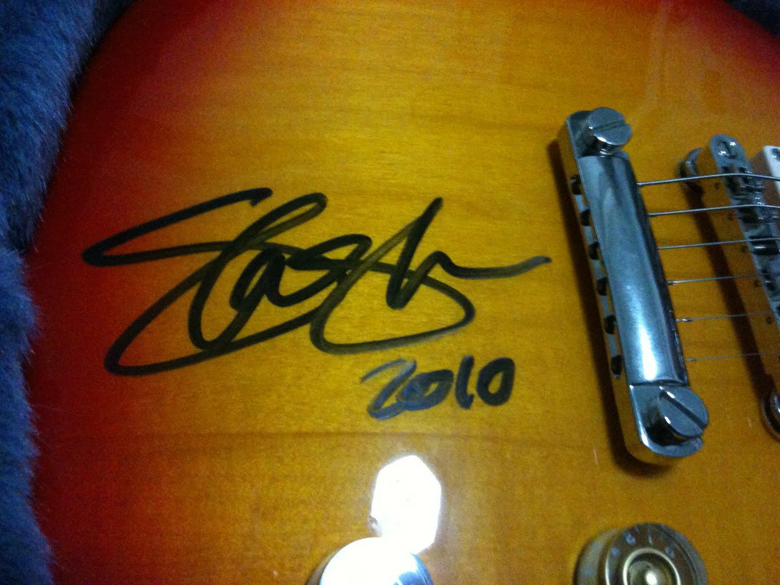 slash meet and greet 2012
