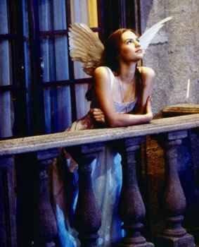 Romeo and Juliet Balcony Scene