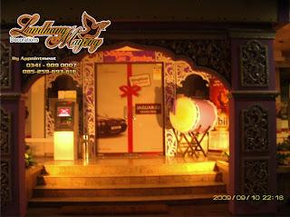 dekorasi pelaminan kota malang: dekorasi ramadhan / halal
