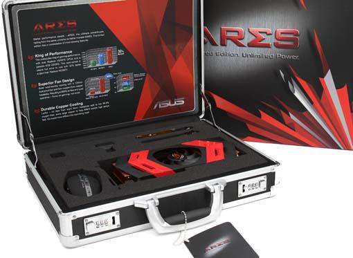 ASUS ARES ATI Radeon HD5970