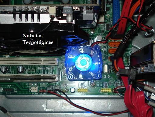 Motherboard ECS MCP61M-M3 - CPU