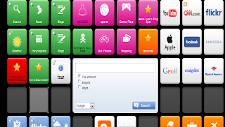 image of Sterling's Symbaloo which serves as a link if you click it