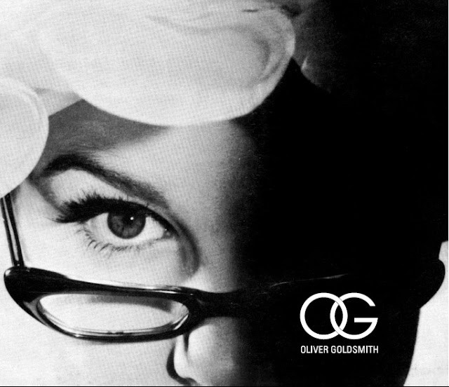 Oliver Goldsmith Retro Eyewear