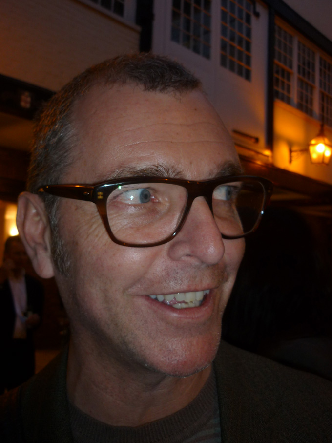 Barton Perreira glasses: Sebastian in Umber Tortoise