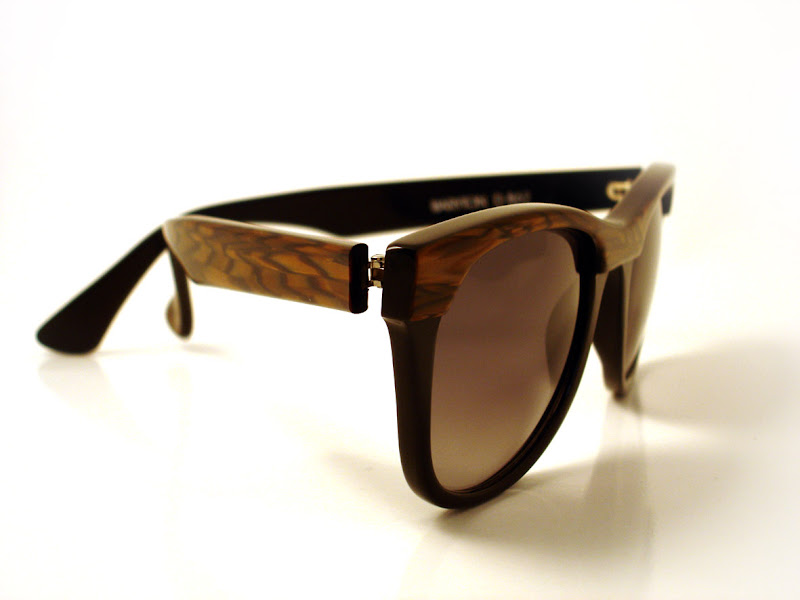 Francois Pinton Baryton glasses