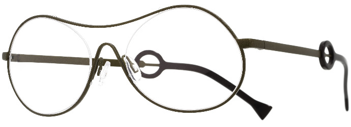 Theo 2011 glasses collection scores a hat-trick with Gatsby...