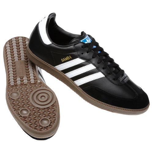 The adidas Samba also became a staple among the punk rock and skater crowds  in the 1980s and with the Emo set in the 2000s.