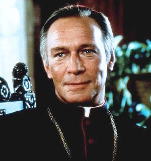 Richard chamberlain movie as a priest