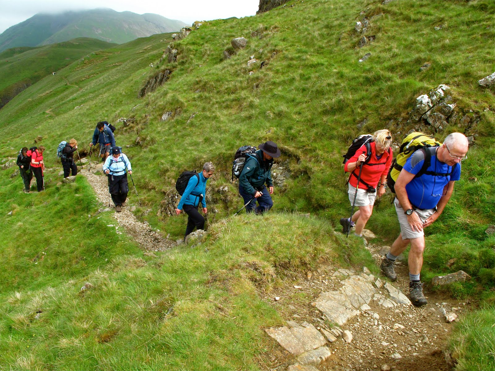 Coast to Coast Walking Tours | Coast to Coast Hike England ...