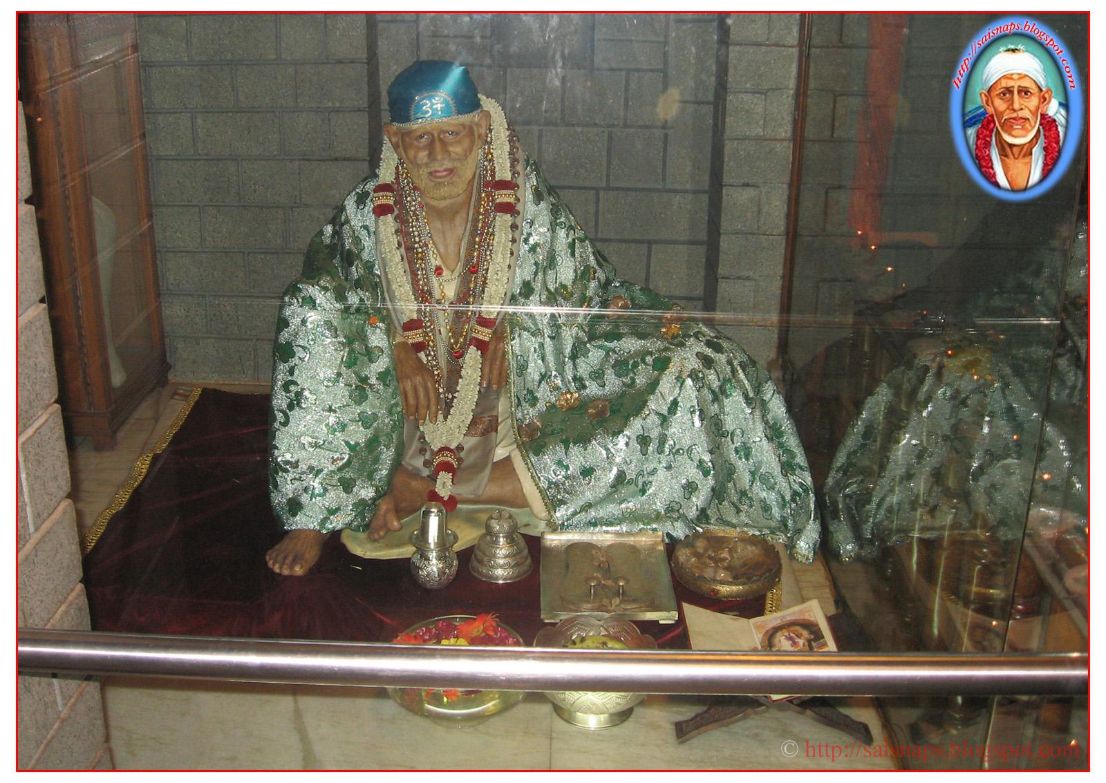 Saibaba Sansthan Room Booking