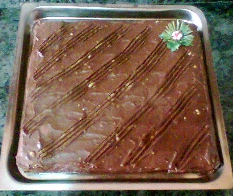 Cocinar con thermomix balduino de chocolate for Cocinar 4 niveles thermomix