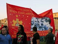 تظاهرات با شکوه اول ماه مه در قبرس 2009