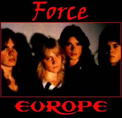Force ( Pre Europe Band