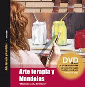 Libro arte terapia y mandalas
