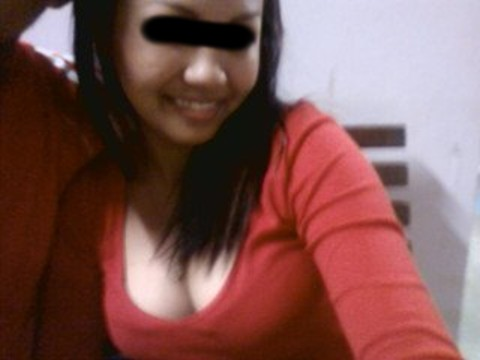 Girl friend swallows