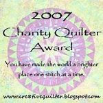 Charity Quilter