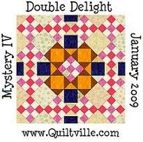 Double Delight - I want to make this one too...soon.