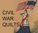 Civil War Quilts by Barbara Brackman