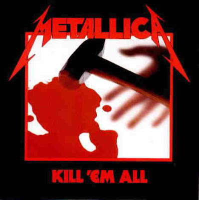 Metallica Discografia Metallica_kill_em_all