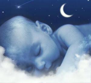Dicas para o bebe dormir bem