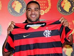 Estréia do Imperador Adriano no Flamengo
