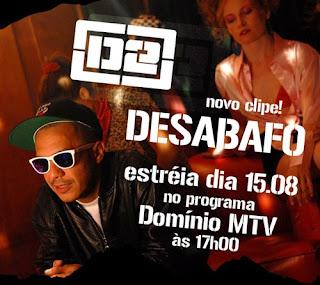 Letra da música Desabafo de Marcelo D2