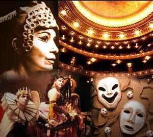 <br />A historia do Teatro<br />