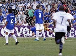 Jogo de Corinthians e Cruzeiro