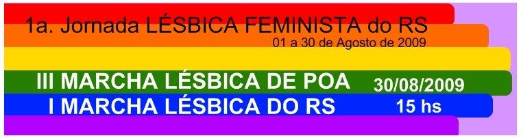 III Marcha Lésbica de Porto Alegre