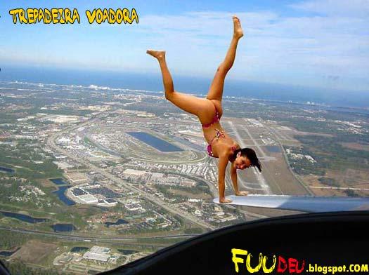 Trepadeira Voadora