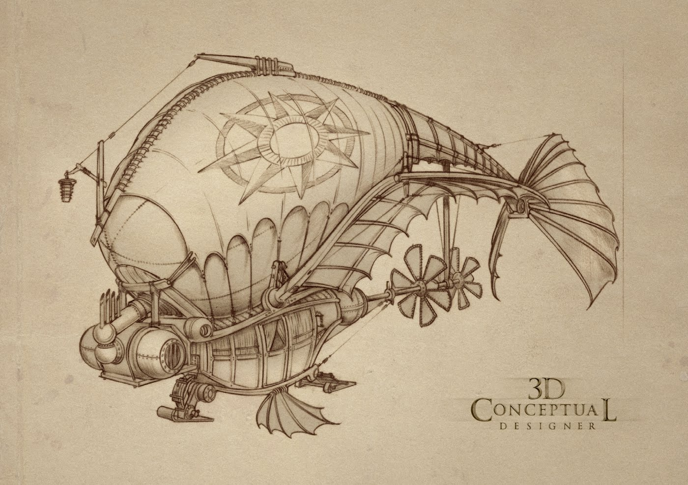 One of my favorite designs from exile the flying fish coach