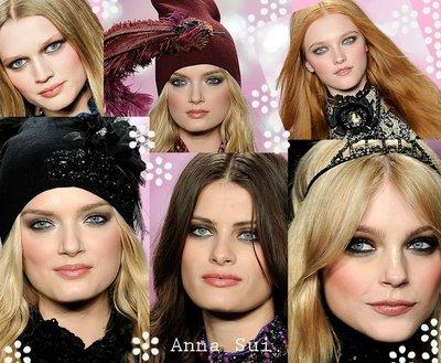 Make-up Outono inverno