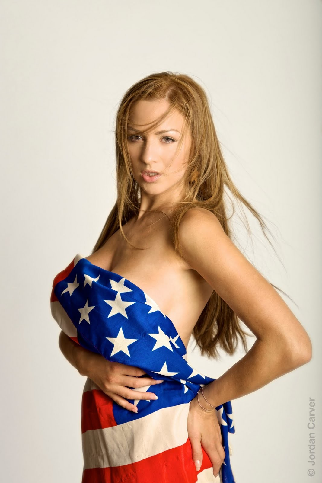 Jordan Carver Independence Day Special Exposure Watch