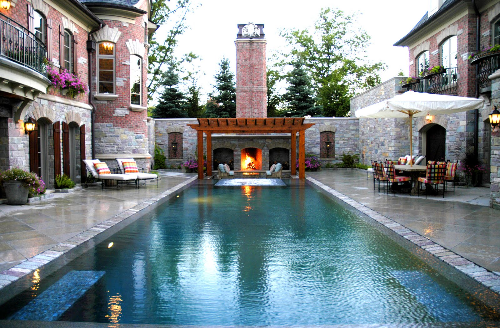 Most Excellent Pool with Outdoor Living Designs 1600 x 1048 · 340 kB · jpeg