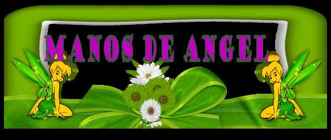 MANOS DE ANGEL: mis cartuchos en foami