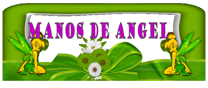 MANOS DE ANGEL