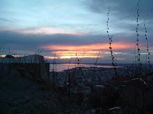 Réponse coucher de soleil à Thessalonique