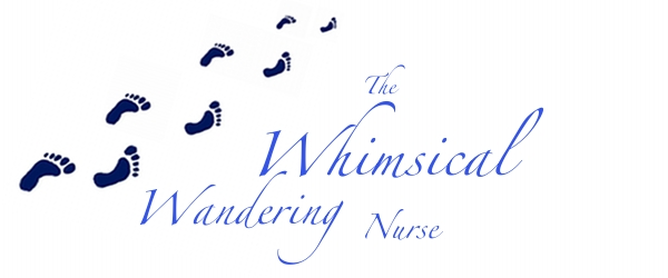 The Whimsical Wandering Nurse